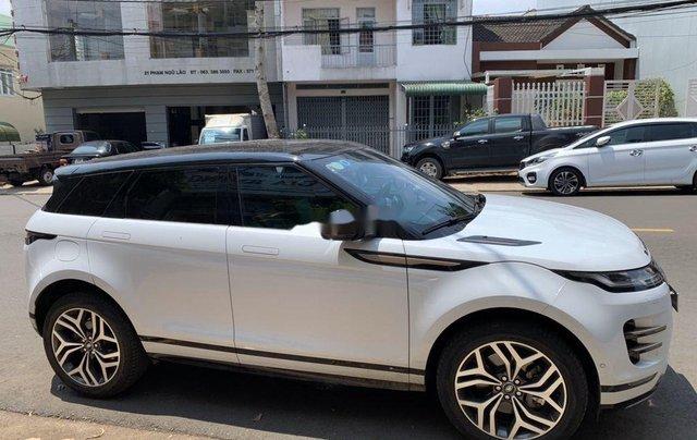 Cần bán gấp LandRover Range Rover Evoque sản xuất 2019, màu trắng, nhập khẩu 1