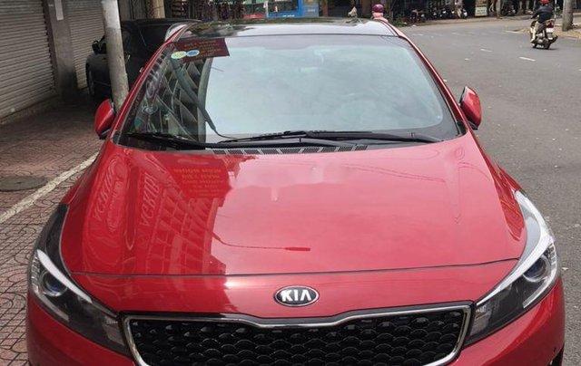 Cần bán xe Kia Cerato sản xuất 2017, xe chính chủ giá mềm, động cơ hoạt động tốt0