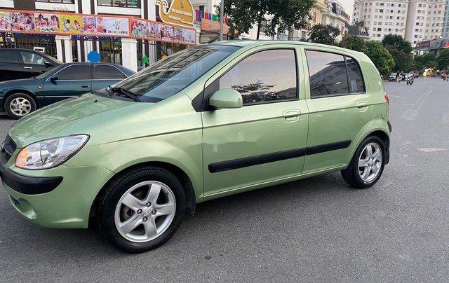 Cần bán gấp Hyundai Getz đời 2010, nhập khẩu nguyên chiếc chính chủ giá cạnh tranh6
