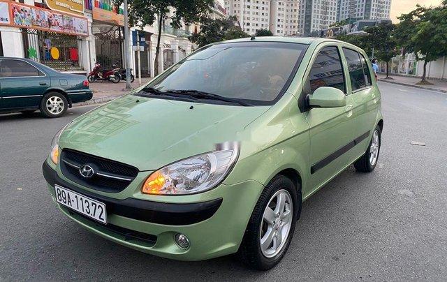 Cần bán gấp Hyundai Getz đời 2010, nhập khẩu nguyên chiếc chính chủ giá cạnh tranh5