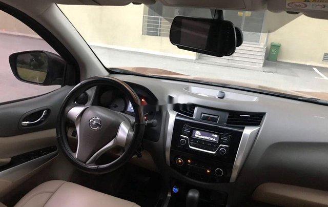 Cần bán Nissan Navara đời 2016, màu cam, xe nhập, giá 469tr3