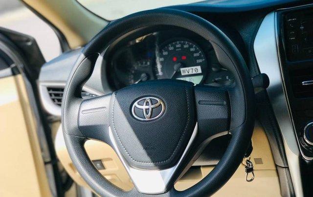 Bán Toyota Vios đời 2018, màu bạc, 410 triệu12