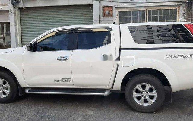 Bán xe Nissan Navara năm sản xuất 2018, màu trắng  4