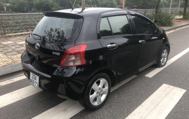 Cần bán gấp Toyota Yaris năm 2009, màu đen, giá chỉ 299 triệu1