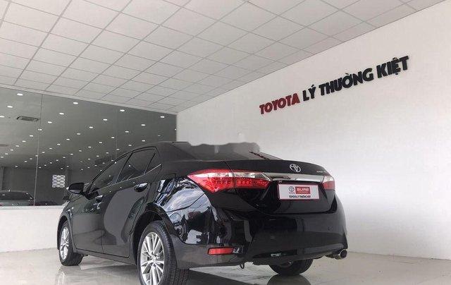 Cần bán Toyota Corolla Altis sản xuất năm 2017, màu đen, giá chỉ 650 triệu4