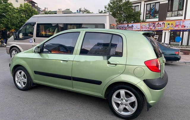Cần bán gấp Hyundai Getz đời 2010, nhập khẩu nguyên chiếc chính chủ giá cạnh tranh4