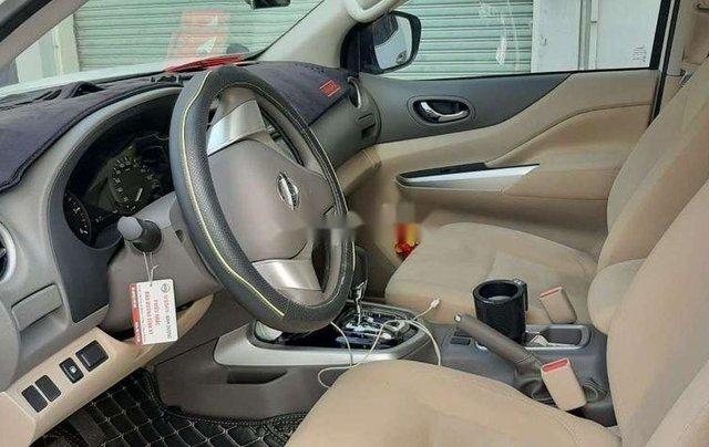 Bán xe Nissan Navara năm sản xuất 2018, màu trắng  2