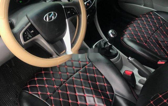 Bán ô tô Hyundai Accent sản xuất năm 2011, màu xám, nhập khẩu 7