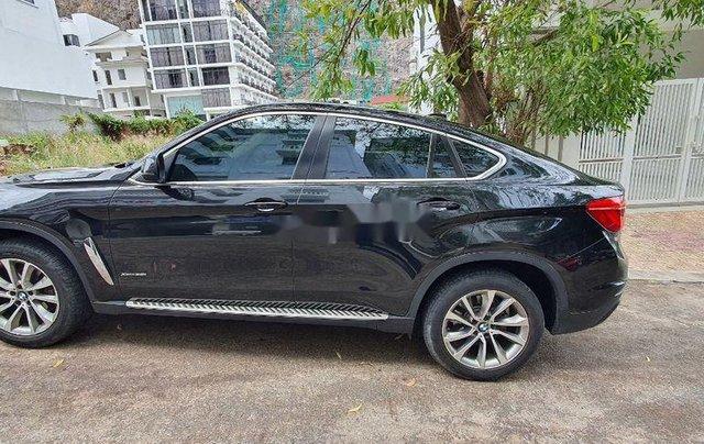 Cần bán BMW X6 năm sản xuất 2017, màu đen, nhập khẩu còn mới2