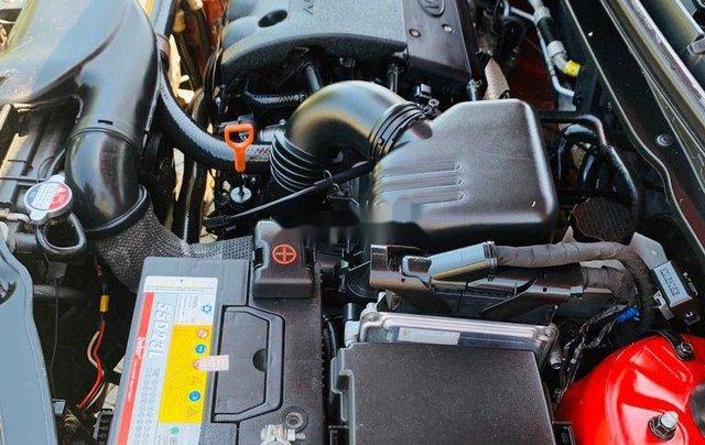 Cần bán xe Kia Cerato năm sản xuất 2010, màu đỏ, nhập khẩu nguyên chiếc 5