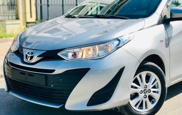 Bán Toyota Vios đời 2018, màu bạc, 410 triệu6