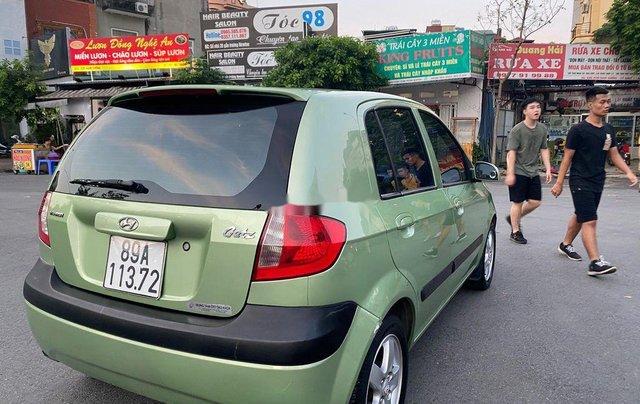 Cần bán gấp Hyundai Getz đời 2010, nhập khẩu nguyên chiếc chính chủ giá cạnh tranh2
