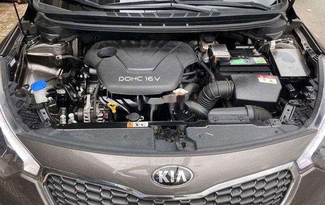 Bán Kia K3 năm 2014, màu xám, nhập khẩu nguyên chiếc còn mới4
