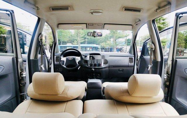 Bán Toyota Innova đời 2013, màu bạc, xe chính chủ8