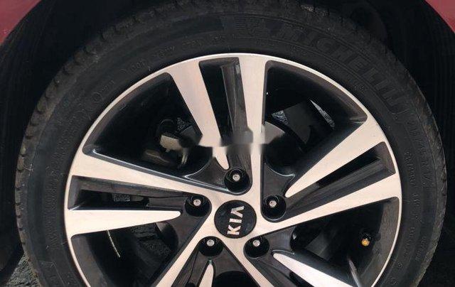 Cần bán xe Kia Cerato sản xuất 2017, xe chính chủ giá mềm, động cơ hoạt động tốt6
