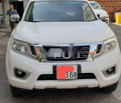 Bán xe Nissan Navara năm sản xuất 2018, màu trắng  0