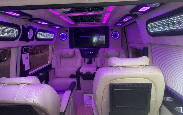 Bán xe Ford Transit sản xuất 2017, màu xám2