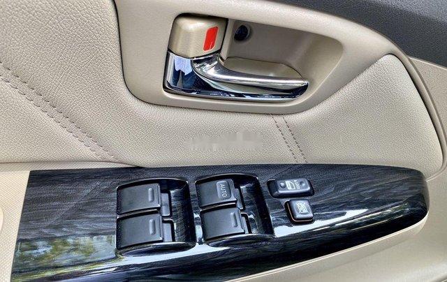 Bán Toyota Fortuner đời 2013, màu bạc, nhập khẩu5