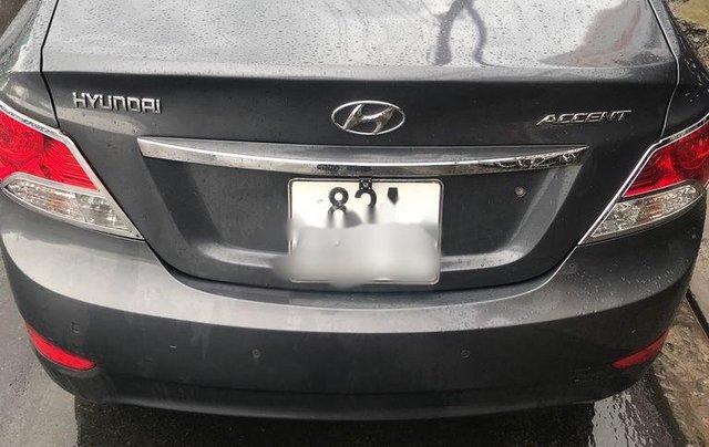 Bán ô tô Hyundai Accent sản xuất năm 2011, màu xám, nhập khẩu 1