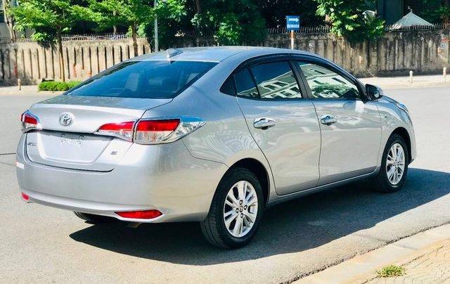 Bán Toyota Vios đời 2018, màu bạc, 410 triệu10