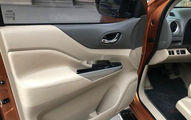 Cần bán Nissan Navara đời 2016, màu cam, xe nhập, giá 469tr5