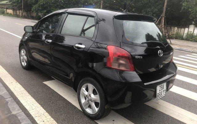 Cần bán gấp Toyota Yaris năm 2009, màu đen, giá chỉ 299 triệu3