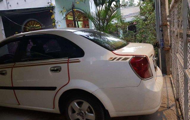 Bán xe Daewoo Lacetti đời 2007, màu trắng, xe chính chủ0