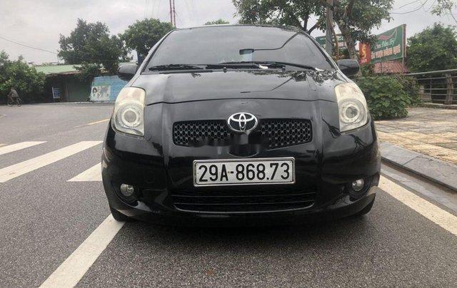 Cần bán gấp Toyota Yaris năm 2009, màu đen, giá chỉ 299 triệu0