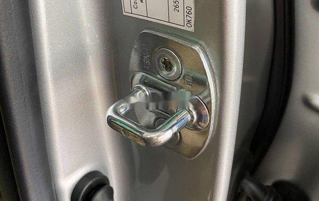 Bán Toyota Fortuner đời 2013, màu bạc, nhập khẩu8