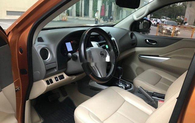 Cần bán Nissan Navara đời 2016, màu cam, xe nhập, giá 469tr2