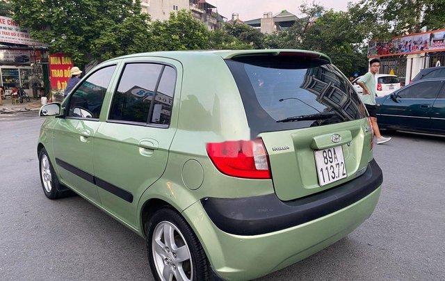 Cần bán gấp Hyundai Getz đời 2010, nhập khẩu nguyên chiếc chính chủ giá cạnh tranh3