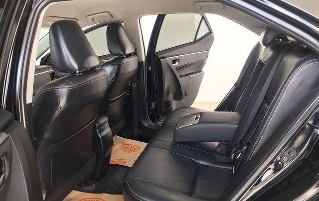 Cần bán Toyota Corolla Altis sản xuất năm 2017, màu đen, giá chỉ 650 triệu8