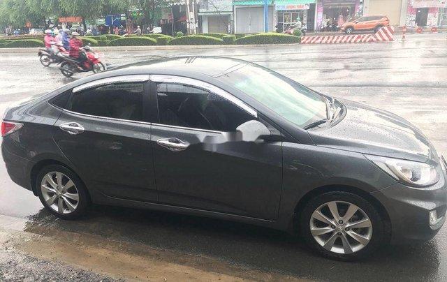 Bán ô tô Hyundai Accent sản xuất năm 2011, màu xám, nhập khẩu 4