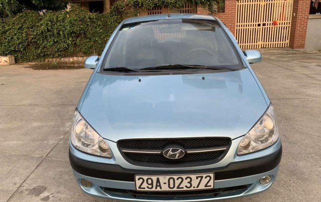 Bán Hyundai Getz năm sản xuất 2010, nhập khẩu chính chủ, 165tr11