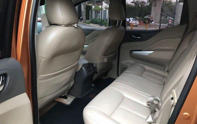 Cần bán Nissan Navara đời 2016, màu cam, xe nhập, giá 469tr4