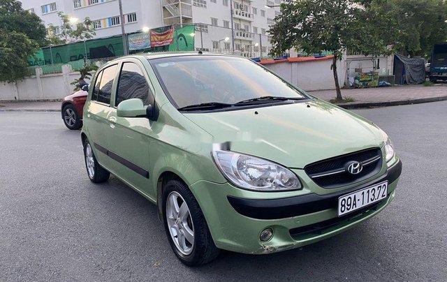 Cần bán gấp Hyundai Getz đời 2010, nhập khẩu nguyên chiếc chính chủ giá cạnh tranh0