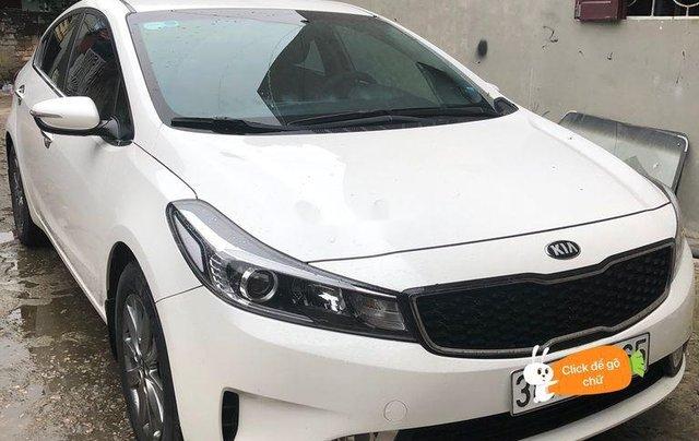 Bán Kia Cerato MT năm 2016, xe giá thấp, chính chủ sử dụng còn mới, động cơ ổn định0
