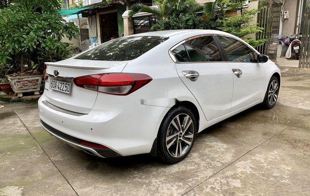 Cần bán xe Kia Cerato AT năm sản xuất 2017, xe chính chủ còn mới, động cơ ổn định1