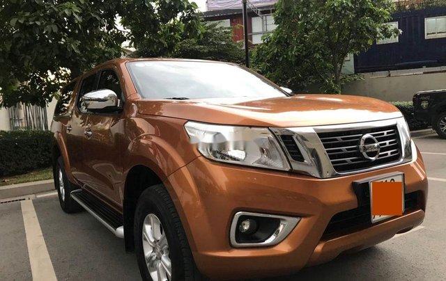 Cần bán Nissan Navara đời 2016, màu cam, xe nhập, giá 469tr0