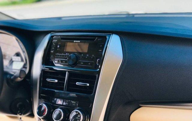 Bán Toyota Vios đời 2018, màu bạc, 410 triệu4