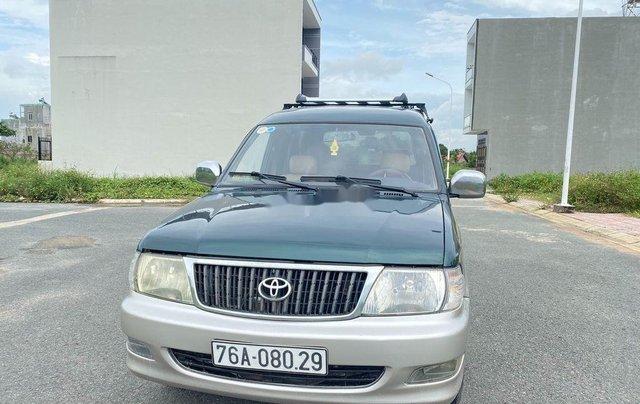 Cần bán gấp Toyota Zace đời 20030