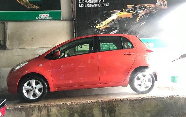 Cần bán xe Toyota Yaris 2008, màu đỏ, nhập khẩu nguyên chiếc chính chủ, 285 triệu