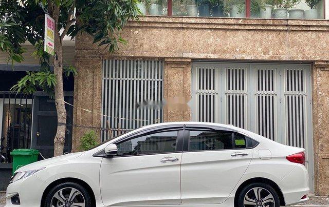 Cần bán lại xe Honda City 1.5 CVT đời 2016, màu trắng, giá tốt1