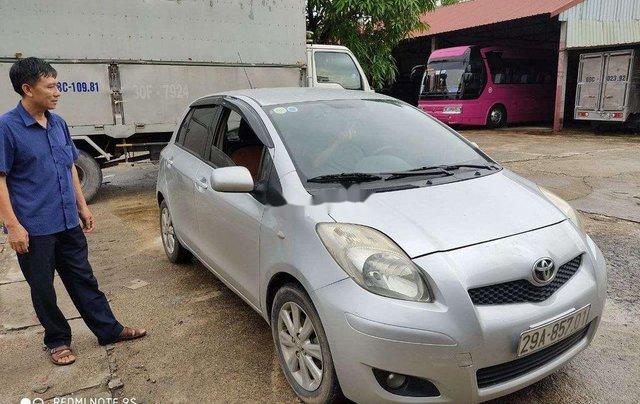 Cần bán Toyota Yaris 2010, màu bạc, xe nhập, giá chỉ 279 triệu0