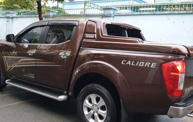 Chính chủ cần bán Nissan Navara Premium EL đời 2019, màu nâu21