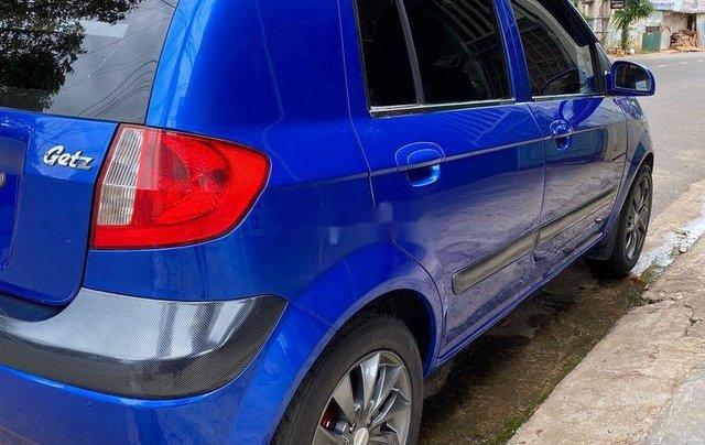 Bán ô tô Hyundai Getz 2009, màu xanh lam, xe nhập 5