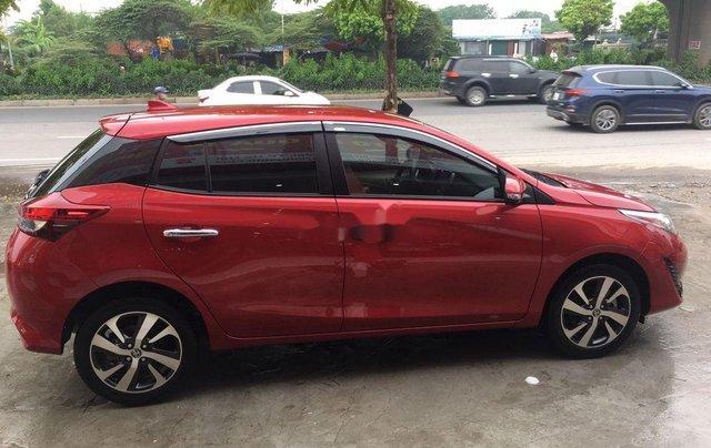 Bán xe Toyota Yaris đời 2019, màu đỏ, nhập khẩu Thái Lan3