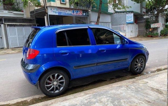 Bán ô tô Hyundai Getz 2009, màu xanh lam, xe nhập 0