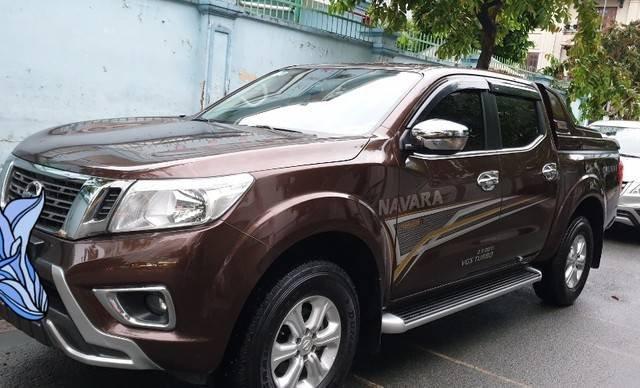 Cần bán gấp Nissan Navara EL Premium đời 2019, màu nâu, nhập khẩu nguyên chiếc  1