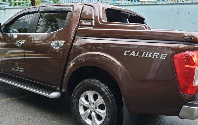 Chính chủ cần bán Nissan Navara Premium EL đời 2019, màu nâu20